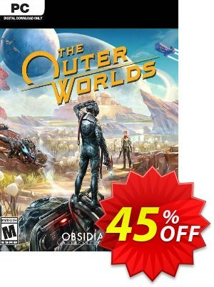 The Outer Worlds PC discount coupon The Outer Worlds PC Deal - The Outer Worlds PC Exclusive Easter Sale offer for iVoicesoft
