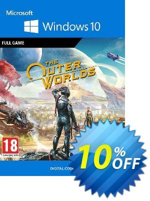 The Outer Worlds - Windows 10 PC discount coupon The Outer Worlds - Windows 10 PC Deal - The Outer Worlds - Windows 10 PC Exclusive Easter Sale offer for iVoicesoft