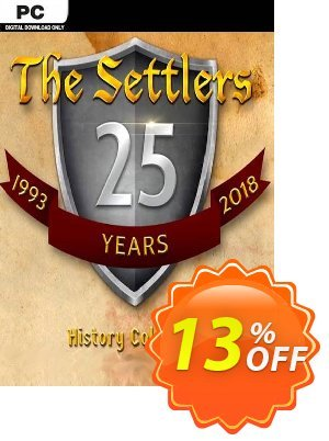 The Settlers: History Collection PC (EU) Coupon discount The Settlers: History Collection PC (EU) Deal. Promotion: The Settlers: History Collection PC (EU) Exclusive Easter Sale offer for iVoicesoft