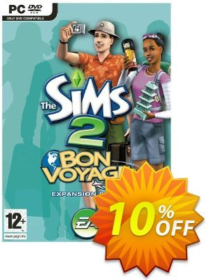 The Sims 2: Bon Voyage Expansion Pack PC discount coupon The Sims 2: Bon Voyage Expansion Pack PC Deal - The Sims 2: Bon Voyage Expansion Pack PC Exclusive Easter Sale offer for iVoicesoft