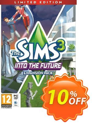 The Sims 3: Into the Future - Limited Edition PC discount coupon The Sims 3: Into the Future - Limited Edition PC Deal - The Sims 3: Into the Future - Limited Edition PC Exclusive Easter Sale offer for iVoicesoft