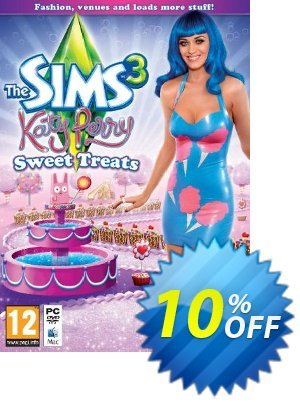 The Sims 3 Katy Perry's Sweet Treats PC discount coupon The Sims 3 Katy Perry's Sweet Treats PC Deal - The Sims 3 Katy Perry's Sweet Treats PC Exclusive Easter Sale offer for iVoicesoft