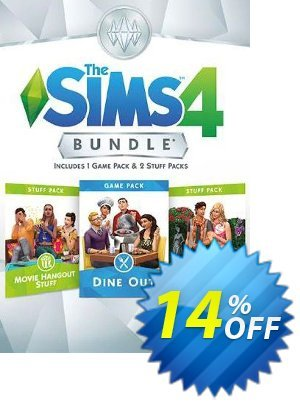 The Sims 4 - Bundle Pack 3 PC discount coupon The Sims 4 - Bundle Pack 3 PC Deal - The Sims 4 - Bundle Pack 3 PC Exclusive Easter Sale offer for iVoicesoft