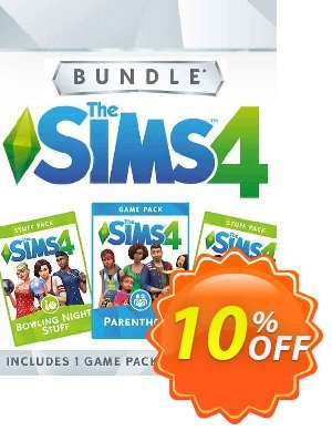 The Sims 4 - Bundle Pack 5 PC discount coupon The Sims 4 - Bundle Pack 5 PC Deal - The Sims 4 - Bundle Pack 5 PC Exclusive Easter Sale offer for iVoicesoft