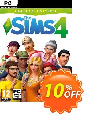 The Sims 4 - Limited Edition PC discount coupon The Sims 4 - Limited Edition PC Deal - The Sims 4 - Limited Edition PC Exclusive Easter Sale offer for iVoicesoft