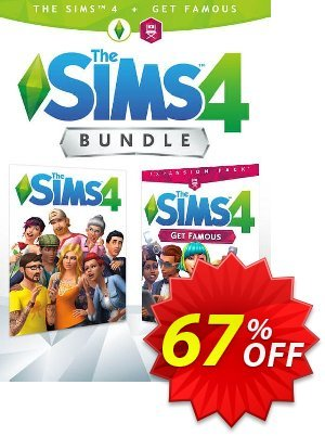 The Sims 4 - Get Famous Bundle PC discount coupon The Sims 4 - Get Famous Bundle PC Deal - The Sims 4 - Get Famous Bundle PC Exclusive Easter Sale offer for iVoicesoft