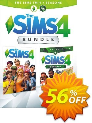 The Sims 4 Plus Seasons Bundle PC discount coupon The Sims 4 Plus Seasons Bundle PC Deal - The Sims 4 Plus Seasons Bundle PC Exclusive Easter Sale offer for iVoicesoft