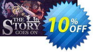 The Story Goes On PC Coupon discount The Story Goes On PC Deal. Promotion: The Story Goes On PC Exclusive Easter Sale offer for iVoicesoft