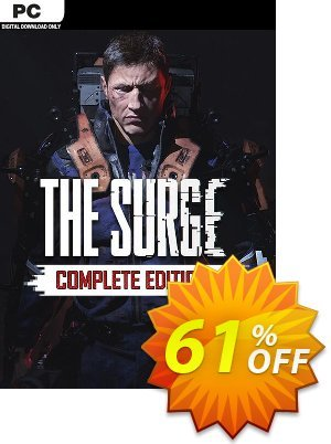 The Surge Complete Edition PC discount coupon The Surge Complete Edition PC Deal - The Surge Complete Edition PC Exclusive Easter Sale offer for iVoicesoft