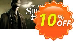 The Testament of Sherlock Holmes PC discount coupon The Testament of Sherlock Holmes PC Deal - The Testament of Sherlock Holmes PC Exclusive Easter Sale offer for iVoicesoft