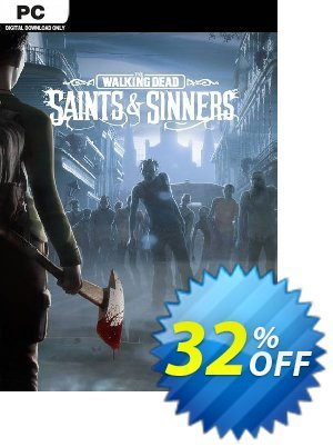 The Walking Dead: Saints & Sinners VR PC 프로모션 코드 The Walking Dead: Saints & Sinners VR PC Deal 프로모션: The Walking Dead: Saints & Sinners VR PC Exclusive Easter Sale offer for iVoicesoft