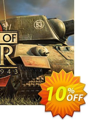 Theatre of War 2 Kursk 1943 PC discount coupon Theatre of War 2 Kursk 1943 PC Deal - Theatre of War 2 Kursk 1943 PC Exclusive Easter Sale offer for iVoicesoft