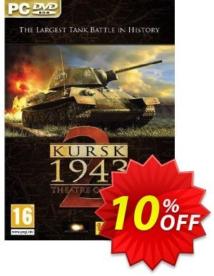 Theatre of War 2: Kursk (PC) discount coupon Theatre of War 2: Kursk (PC) Deal - Theatre of War 2: Kursk (PC) Exclusive Easter Sale offer for iVoicesoft