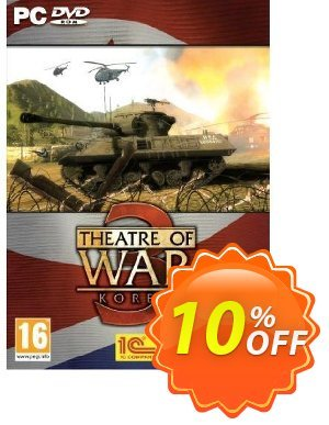 Theatre of War 3: Korea (PC) discount coupon Theatre of War 3: Korea (PC) Deal - Theatre of War 3: Korea (PC) Exclusive Easter Sale offer for iVoicesoft