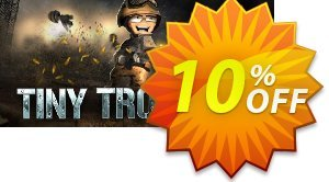 Tiny Troopers PC 優惠券,折扣碼 Tiny Troopers PC Deal,促銷代碼: Tiny Troopers PC Exclusive Easter Sale offer for iVoicesoft