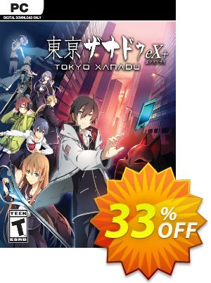 Tokyo Xanadu eX PC Coupon discount Tokyo Xanadu eX PC Deal. Promotion: Tokyo Xanadu eX PC Exclusive Easter Sale offer for iVoicesoft