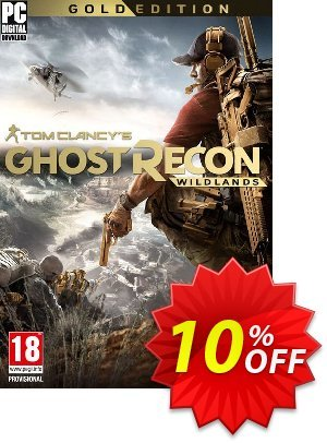 Tom Clancy's Ghost Recon Wildlands Gold Edition PC discount coupon Tom Clancy's Ghost Recon Wildlands Gold Edition PC Deal - Tom Clancy's Ghost Recon Wildlands Gold Edition PC Exclusive Easter Sale offer for iVoicesoft