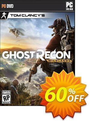 Tom Clancy's Ghost Recon Wildlands PC (Asia) 優惠券,折扣碼 Tom Clancy's Ghost Recon Wildlands PC (Asia) Deal,促銷代碼: Tom Clancy's Ghost Recon Wildlands PC (Asia) Exclusive Easter Sale offer for iVoicesoft