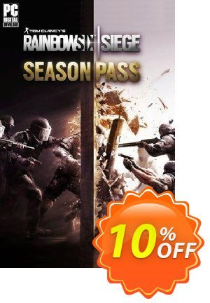 Tom Clancy's Rainbow Six Siege Season Pass uPlay Code (PC) discount coupon Tom Clancy's Rainbow Six Siege Season Pass uPlay Code (PC) Deal - Tom Clancy's Rainbow Six Siege Season Pass uPlay Code (PC) Exclusive Easter Sale offer for iVoicesoft