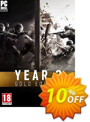 Tom Clancy's Rainbow Six Siege: Year 2 Gold Edition PC discount coupon Tom Clancy's Rainbow Six Siege: Year 2 Gold Edition PC Deal - Tom Clancy's Rainbow Six Siege: Year 2 Gold Edition PC Exclusive Easter Sale offer for iVoicesoft