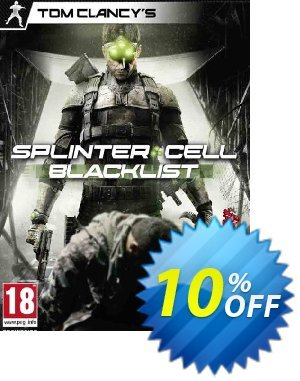 Tom Clancy's Splinter Cell Blacklist (PC) discount coupon Tom Clancy's Splinter Cell Blacklist (PC) Deal - Tom Clancy's Splinter Cell Blacklist (PC) Exclusive Easter Sale offer for iVoicesoft