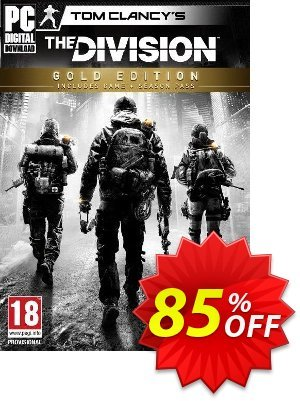 Tom Clancy's The Division - Gold Edition PC discount coupon Tom Clancy's The Division - Gold Edition PC Deal - Tom Clancy's The Division - Gold Edition PC Exclusive Easter Sale offer for iVoicesoft