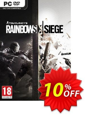 Tom Clancys Rainbow Six Siege PC (ENG) discount coupon Tom Clancys Rainbow Six Siege PC (ENG) Deal - Tom Clancys Rainbow Six Siege PC (ENG) Exclusive Easter Sale offer for iVoicesoft