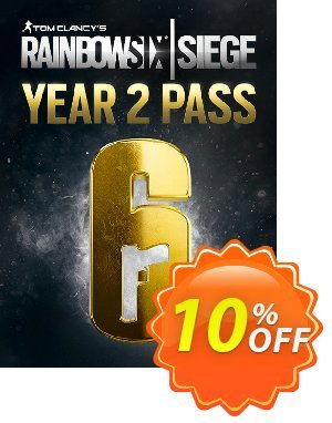 Tom Clancys Rainbow Six Siege Year 2 Pass PC discount coupon Tom Clancys Rainbow Six Siege Year 2 Pass PC Deal - Tom Clancys Rainbow Six Siege Year 2 Pass PC Exclusive Easter Sale offer for iVoicesoft