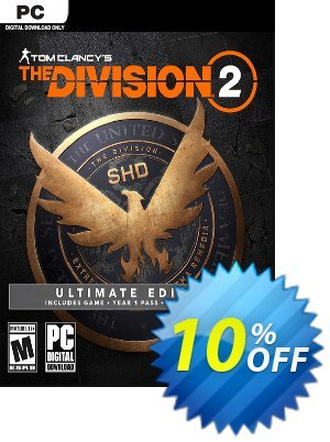 Tom Clancy's The Division 2 Ultimate Edition PC discount coupon Tom Clancy's The Division 2 Ultimate Edition PC Deal - Tom Clancy's The Division 2 Ultimate Edition PC Exclusive Easter Sale offer for iVoicesoft