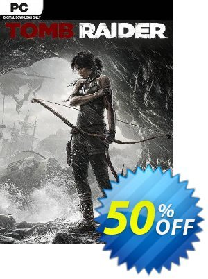 Tomb Raider (PC) discount coupon Tomb Raider (PC) Deal - Tomb Raider (PC) Exclusive Easter Sale offer for iVoicesoft