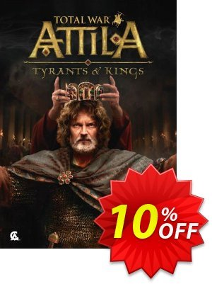 Total War Attila - Tyrants and Kings Edition PC discount coupon Total War Attila - Tyrants and Kings Edition PC Deal - Total War Attila - Tyrants and Kings Edition PC Exclusive Easter Sale offer for iVoicesoft