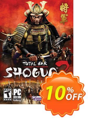 Total War Shogun 2 PC discount coupon Total War Shogun 2 PC Deal - Total War Shogun 2 PC Exclusive Easter Sale offer for iVoicesoft