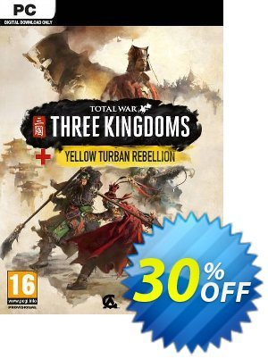 Total War Three Kingdoms PC + DLC (EU) Coupon, discount Total War Three Kingdoms PC + DLC (EU) Deal. Promotion: Total War Three Kingdoms PC + DLC (EU) Exclusive Easter Sale offer for iVoicesoft