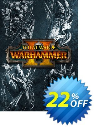 Total War: Warhammer 2 - Limited Edition PC 프로모션 코드 Total War: Warhammer 2 - Limited Edition PC Deal 프로모션: Total War: Warhammer 2 - Limited Edition PC Exclusive Easter Sale offer for iVoicesoft