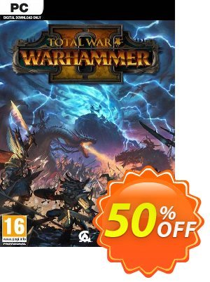 Total War: Warhammer II 2 PC (WW) discount coupon Total War: Warhammer II 2 PC (WW) Deal - Total War: Warhammer II 2 PC (WW) Exclusive Easter Sale offer for iVoicesoft
