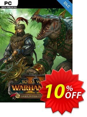 Total War: WARHAMMER II 2 PC - The Hunter & The Beast DLC (US) discount coupon Total War: WARHAMMER II 2 PC - The Hunter & The Beast DLC (US) Deal - Total War: WARHAMMER II 2 PC - The Hunter & The Beast DLC (US) Exclusive Easter Sale offer for iVoicesoft