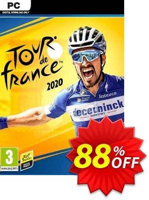 Tour De France 2020 PC Coupon discount Tour De France 2020 PC Deal. Promotion: Tour De France 2020 PC Exclusive Easter Sale offer for iVoicesoft