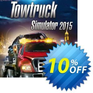 Tow Truck Simulator (PC) Coupon discount Tow Truck Simulator (PC) Deal. Promotion: Tow Truck Simulator (PC) Exclusive Easter Sale offer for iVoicesoft