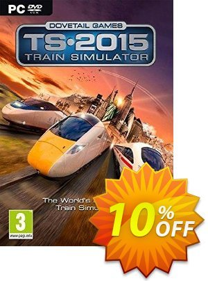 Train Simulator 2015 PC discount coupon Train Simulator 2015 PC Deal - Train Simulator 2015 PC Exclusive Easter Sale offer for iVoicesoft