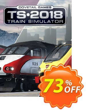 Train Simulator 2018 PC discount coupon Train Simulator 2018 PC Deal - Train Simulator 2018 PC Exclusive Easter Sale offer for iVoicesoft