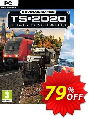 Train Simulator 2020 PC Coupon, discount Train Simulator 2020 PC Deal. Promotion: Train Simulator 2020 PC Exclusive Easter Sale offer for iVoicesoft