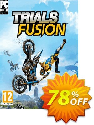 Trials Fusion PC Coupon, discount Trials Fusion PC Deal. Promotion: Trials Fusion PC Exclusive Easter Sale offer for iVoicesoft