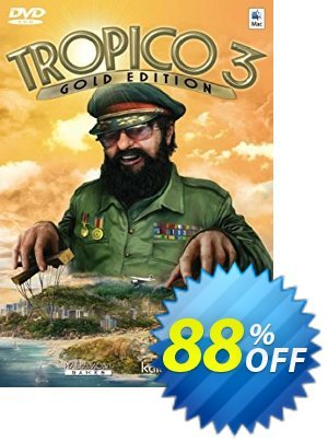 Tropico 3 Gold Edition PC discount coupon Tropico 3 Gold Edition PC Deal - Tropico 3 Gold Edition PC Exclusive Easter Sale offer for iVoicesoft
