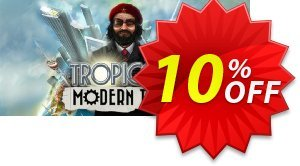 Tropico 4 Modern Times PC discount coupon Tropico 4 Modern Times PC Deal - Tropico 4 Modern Times PC Exclusive Easter Sale offer for iVoicesoft