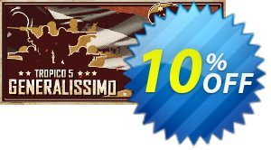 Tropico 5 Generalissimo PC discount coupon Tropico 5 Generalissimo PC Deal - Tropico 5 Generalissimo PC Exclusive Easter Sale offer for iVoicesoft