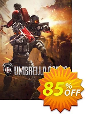 Umbrella Corps PC Gutschein rabatt Umbrella Corps PC Deal Aktion: Umbrella Corps PC Exclusive Easter Sale offer for iVoicesoft