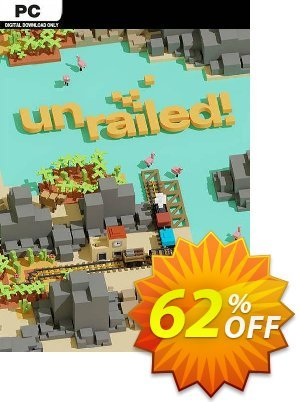 Unrailed! PC Coupon discount Unrailed! PC Deal. Promotion: Unrailed! PC Exclusive Easter Sale offer for iVoicesoft