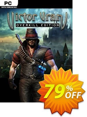 Victor Vran Overkill Edition PC Coupon discount Victor Vran Overkill Edition PC Deal. Promotion: Victor Vran Overkill Edition PC Exclusive Easter Sale offer for iVoicesoft