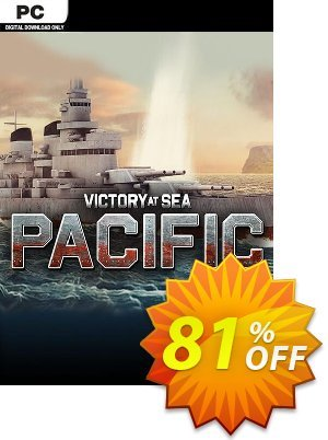 Victory at Sea Pacific PC discount coupon Victory at Sea Pacific PC Deal - Victory at Sea Pacific PC Exclusive Easter Sale offer for iVoicesoft