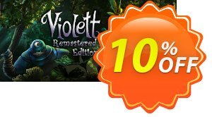 Violett Remastered PC 프로모션 코드 Violett Remastered PC Deal 프로모션: Violett Remastered PC Exclusive Easter Sale offer for iVoicesoft